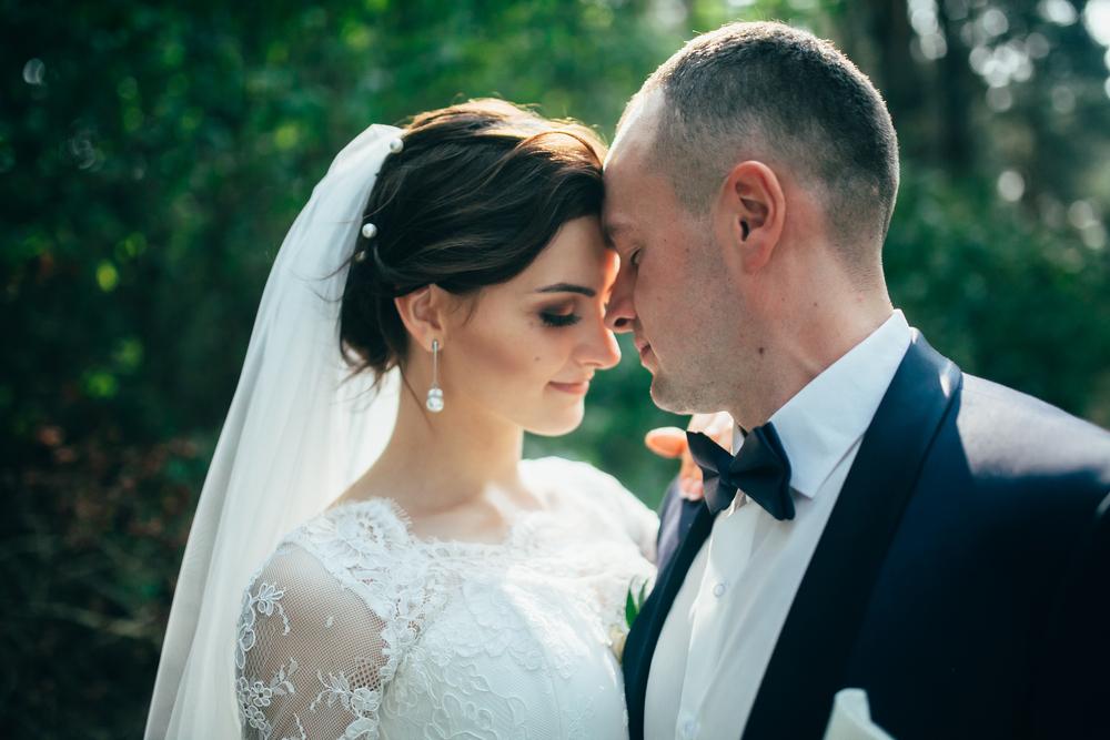 結婚した夫婦