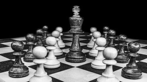 チェスと戦略