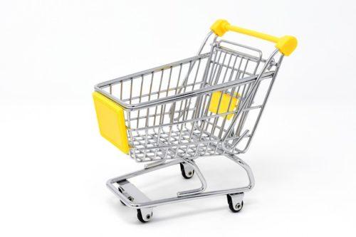 買い物のセール
